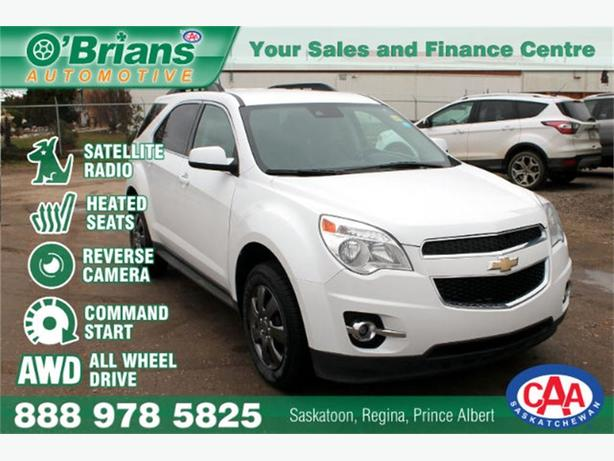 2013 Chevrolet Equinox 2LT - AWD CMD START HTD SEATS