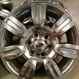 Set of 4 x 18 inch Fartory Ford Mags