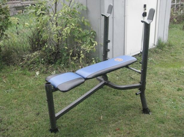 MARCY 3- POSTION WEIGHT BENCH