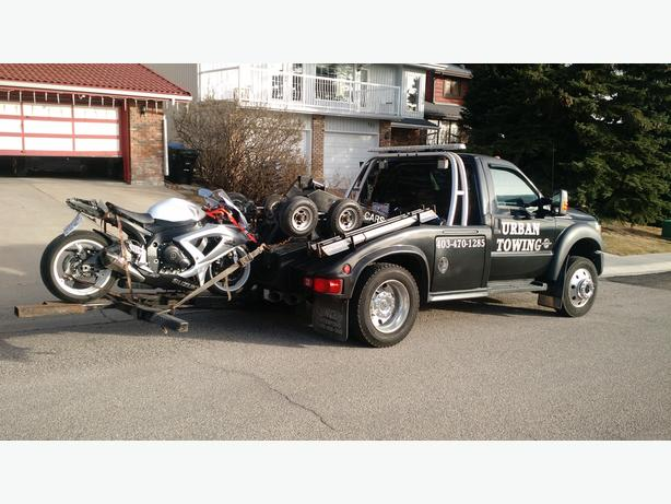 Calgary towing Services - towing Compnay