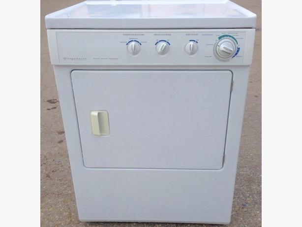 Heavy Duty Frigidaire Dryer