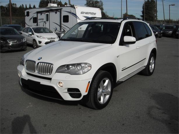 2011 BMW X5 xDrive35d Diesel AWD 3rd Row Seating