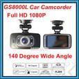 """GS8000L HD1080P 2.7"""" Car DVR Camera Video Recorder"""