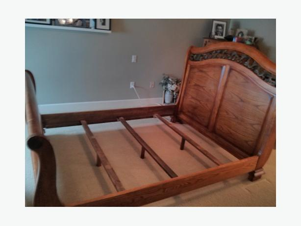 Sleigh Bedroom Suite