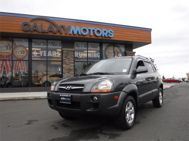 2009 Hyundai Tucson GL - 4WD, Tow Package, Dual Exhaust