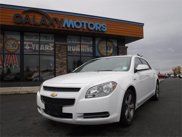 2010 Chevrolet Malibu Hybrid - OnStar, Cruise Control, Alloy Wheels