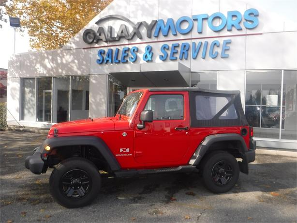 2009 Jeep Wrangler SPORT