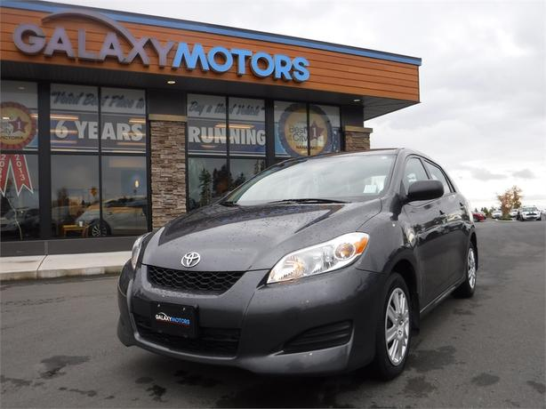 2014 Toyota Matrix XR - Bluetooth, Cruise Control, BC Only