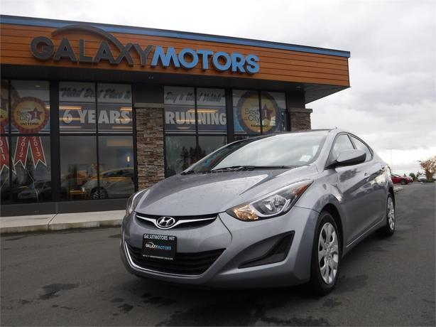 2016 Hyundai Elantra SE - Satellite Radio, Active Eco, BC Only