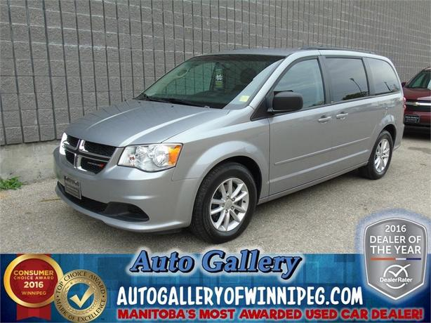 2013 Dodge Grand Caravan SXT *B.Cam/DVD