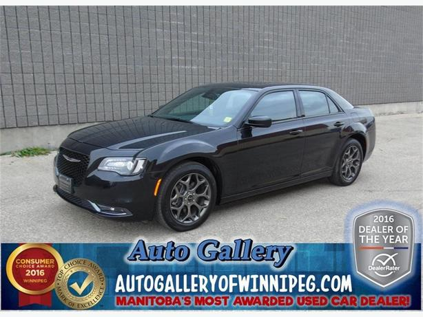 2015 Chrysler 300 S *Lthr/Pano/AWD