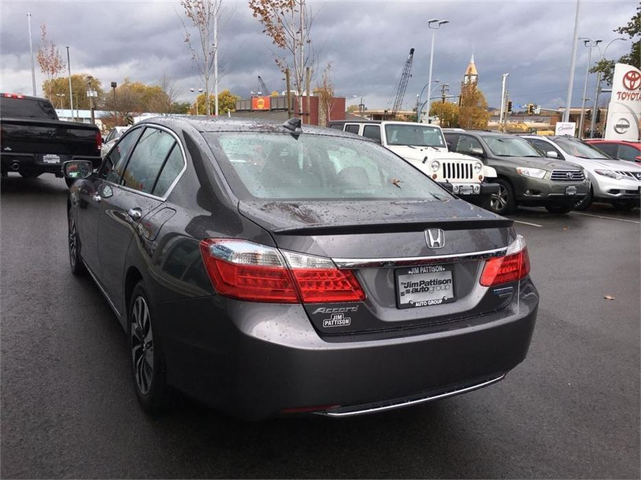 2015 honda accord hybrid touring navigation service history local victoria victoria city victoria