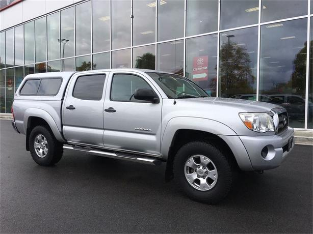 2007 Toyota Tacoma V6 ONE OWNER VICTORIA