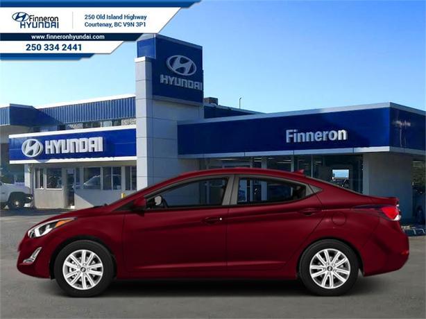 2014 Hyundai Elantra GL -