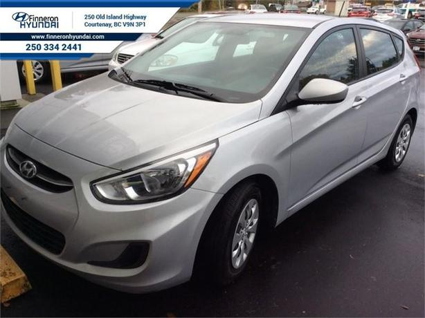 2015 Hyundai Accent GL Auto Certified Pre-Owned. Great Rates and Added