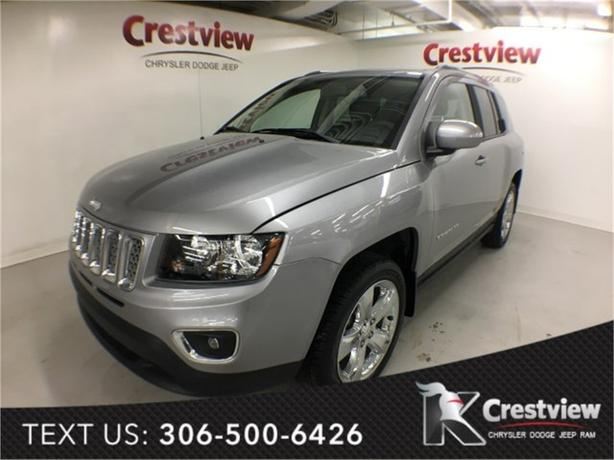 2015 Jeep Compass High Altitude 4x4 | $10117 SAVINGS | Leather | Sunroof
