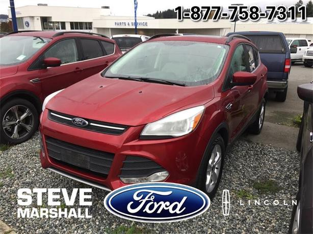 2014 Ford Escape SE - Vista Moon Roof