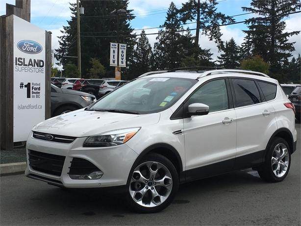 2013 Ford Escape Titanium,Foot activated lift gate