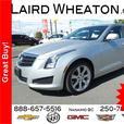2014 Cadillac ATS Luxury AWD w/ Back-Up Camera and Bluetooth