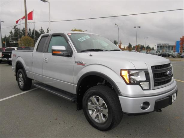 2013 Ford F-150 FX4 4x4 Warranty Low Kilometers