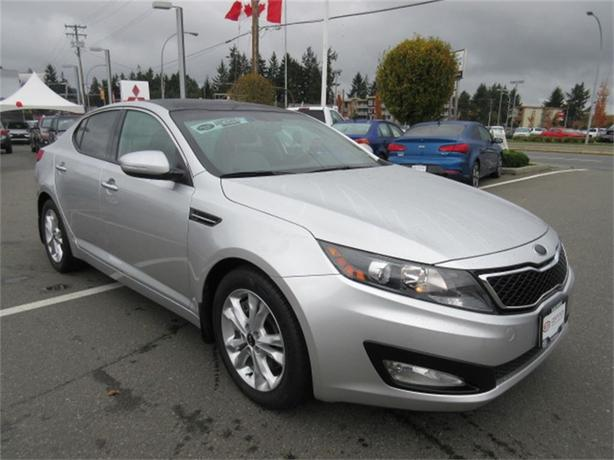 2013 Kia Optima EX Turbo Sunroof Warranty