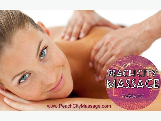 Massage in Penticton
