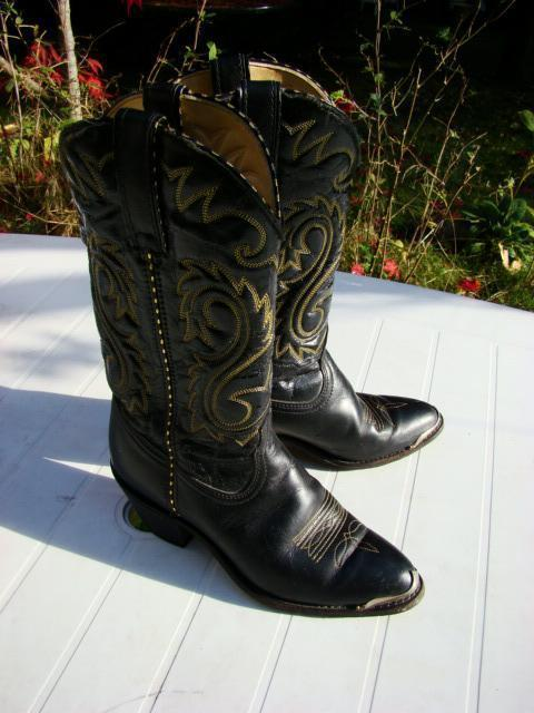 Ladies Rodeo Drive Cowboy Boots Campbell River Courtenay