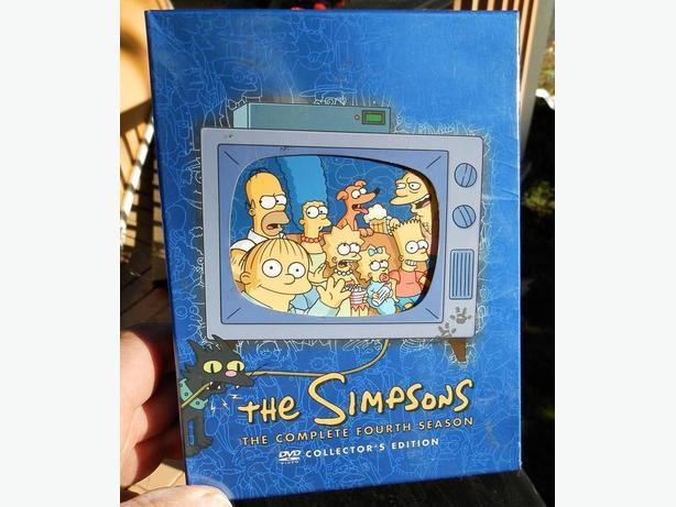 SEASONS ON DVD + MORE