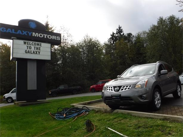2012 Nissan Rogue SV - AWD, One Owner, Victoria Only