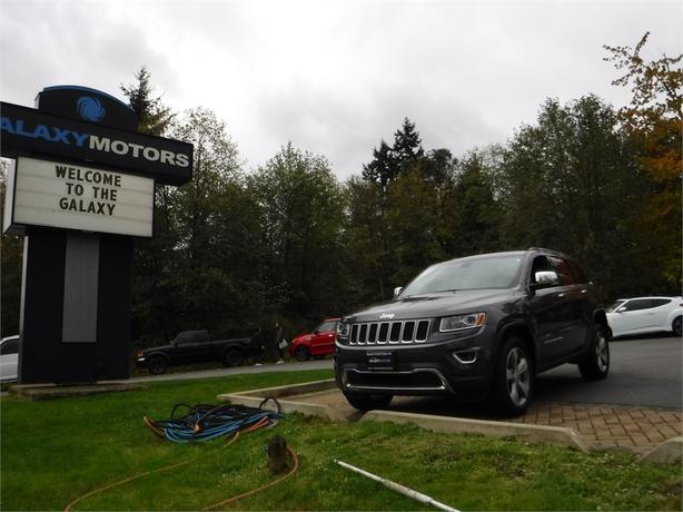 2014 Jeep Grand Cherokee Limited - 4WD, Leather Int, Navigation