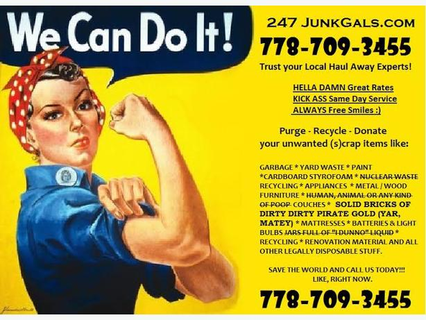 Elgin Chantrell Local Junk Removal Quote/Pricing Best Rates Same Day Service