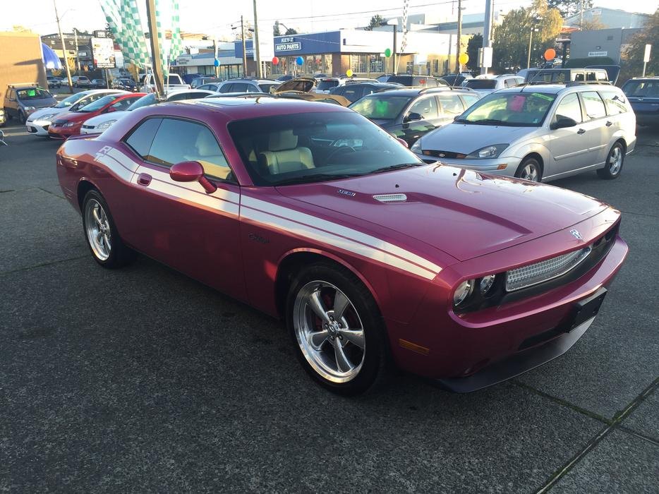 2010 Dodge Challenger R T Blowout Sale Compare Price Outside Comox Valley Comox Valley