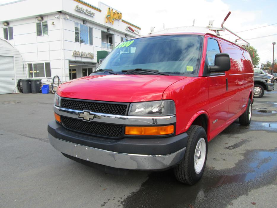 2006 Chevrolet Express 2500 Cargo Van W Low K S West Shore