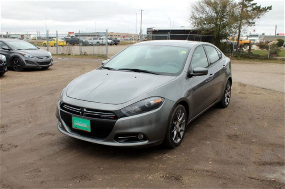 2013 dodge dart sxt rallye turbo nav central regina regina. Black Bedroom Furniture Sets. Home Design Ideas