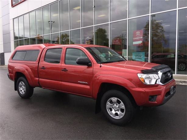 2014 Toyota Tacoma V6 NO ACCIDENTS ONE OWNER
