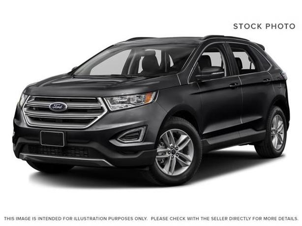 2016 Ford Edge Titanium Canadian Touring, Panoramic Roof