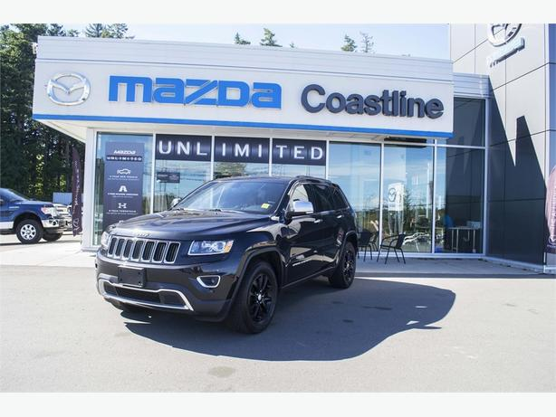 2014 Jeep Grand Cherokee Limited LEATHER | BLUETOOTH