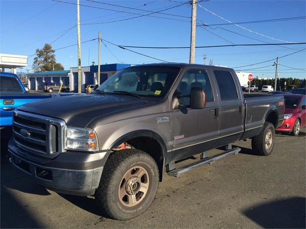 2007 Ford F-350 Lariat 4x4   LEATHER