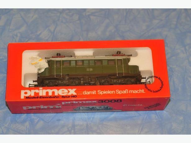 PRIMEX 3008 Ellok E44 039 DB new, unused, Boxed, Made by Marklin