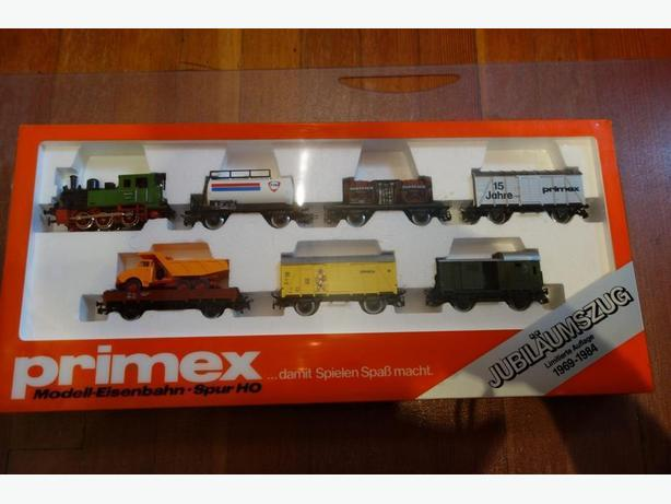 Primex 2760 Train set made by Marklin, Mint, Unused, Excellent boxed condition