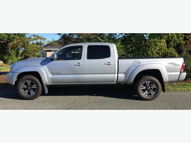 2005 toyota tacoma 4x4 trd four door cobble hill cowichan. Black Bedroom Furniture Sets. Home Design Ideas