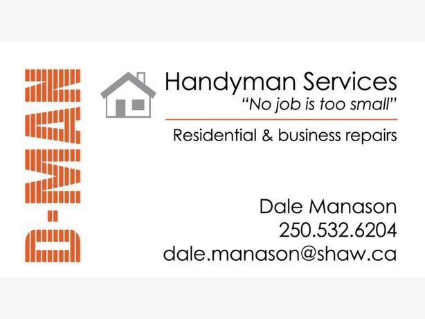 D-Man Handyman Services