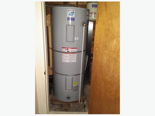Hot water heater north saanich sidney victoria for Used hot water heater
