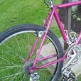 CycleTech Elite mountain bike 18 inch 21-speed