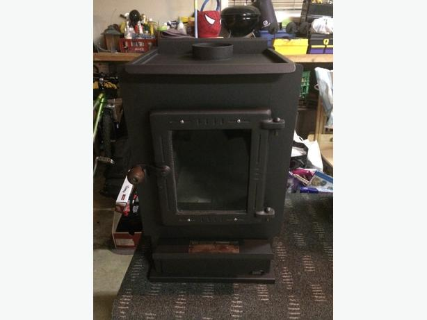 "Pacific Energy ""Cottage"" Wood Stove"