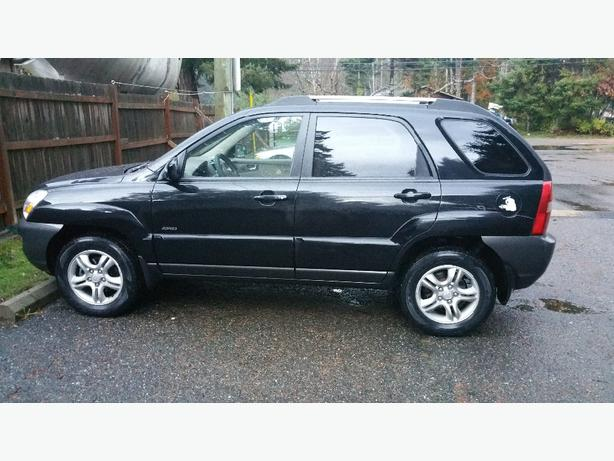 2005 kia sportage ex awd sooke victoria. Black Bedroom Furniture Sets. Home Design Ideas