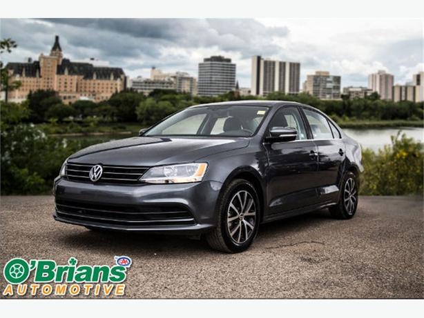 2016 Volkswagen Jetta 1.4 TSI - WARRANTY!