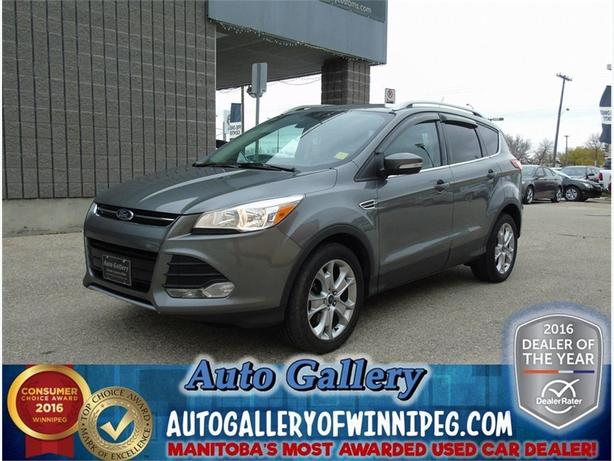 2014 Ford Escape Titanium *Lthr/Pano/AWD