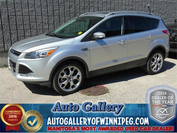 2015 Ford Escape Titanium*Nav/Pan/AWD