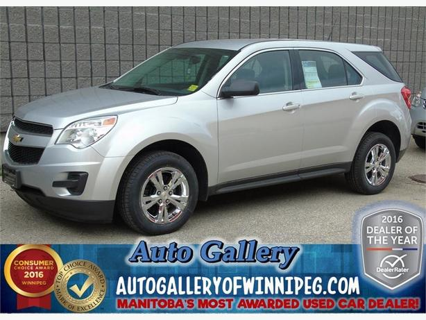 2013 Chevrolet Equinox LS*Only 11, 743 kms!